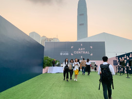 ART CENTRAL Hong Kong 2020