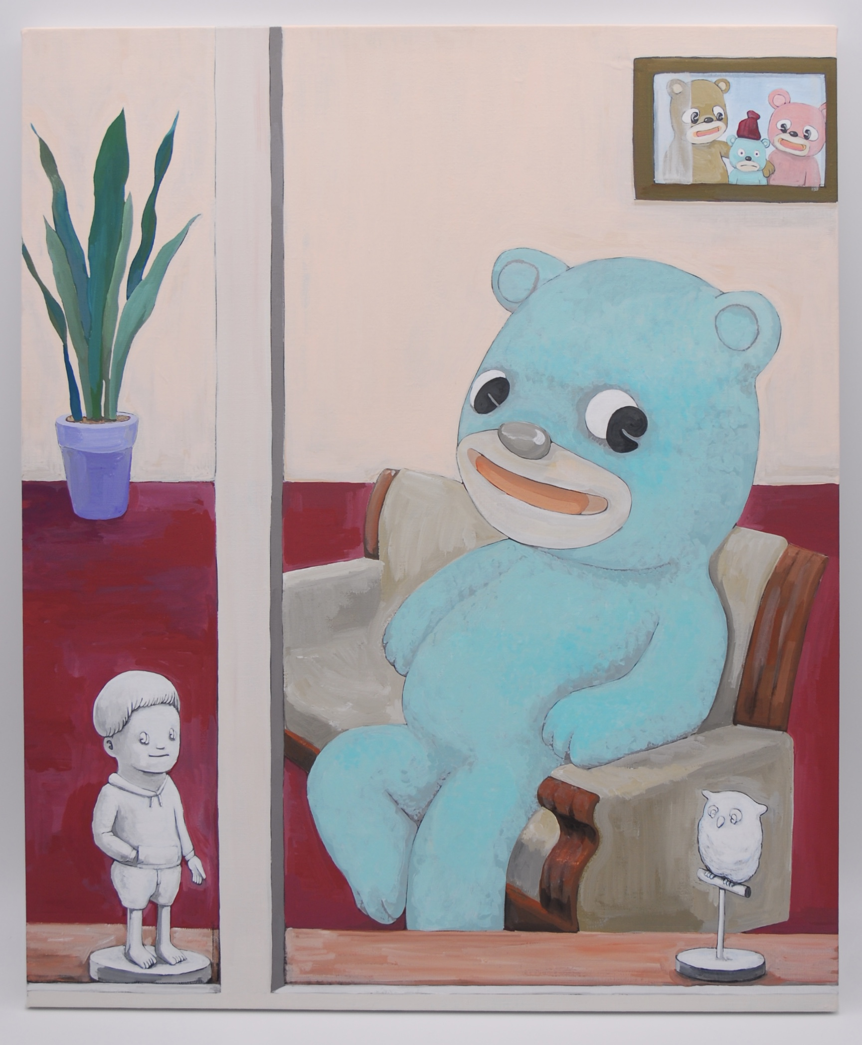 Bear in the room