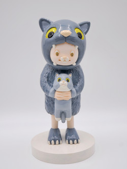 Mascot costume(Cat)