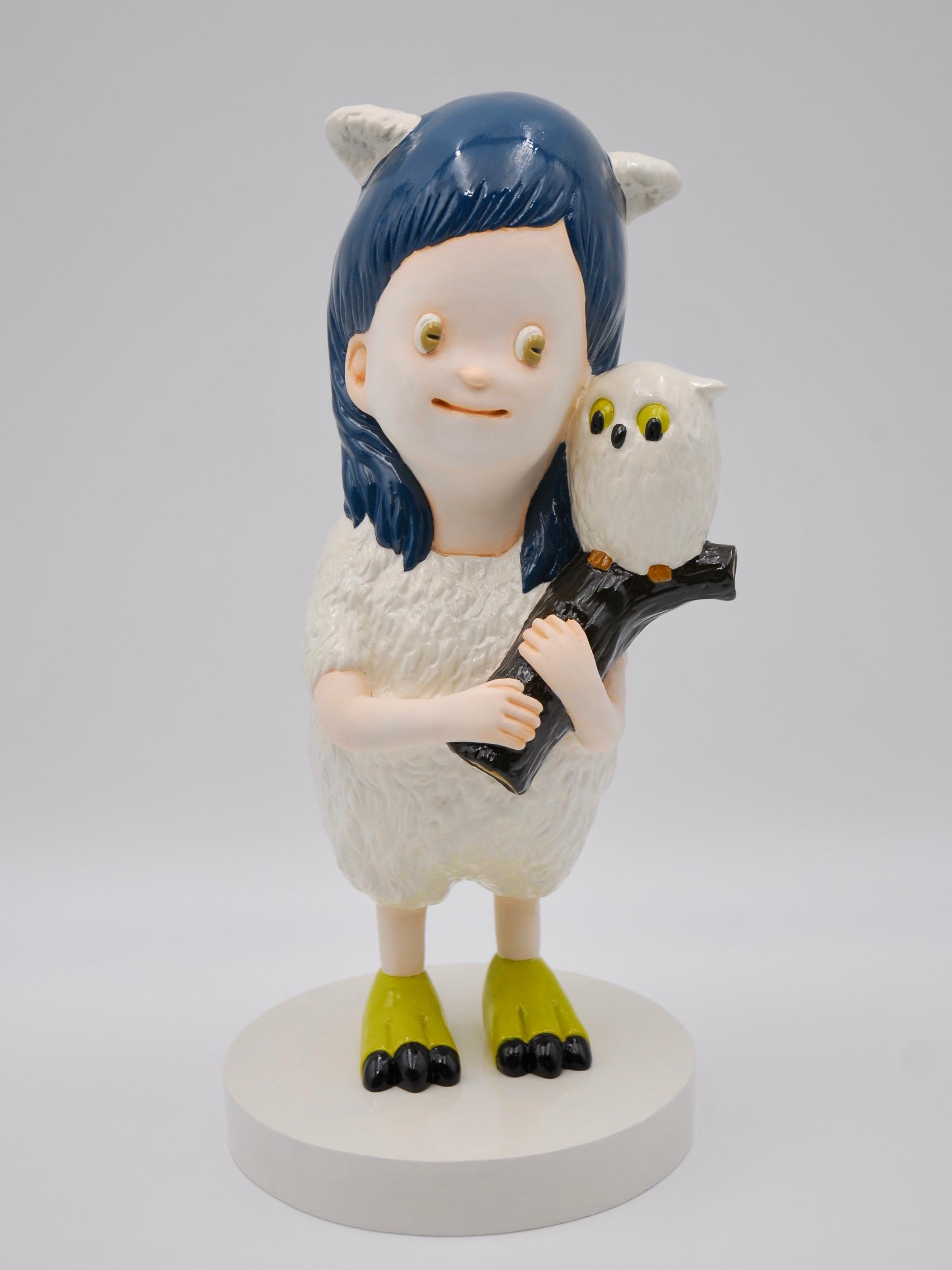 Mascot costume(Owl)