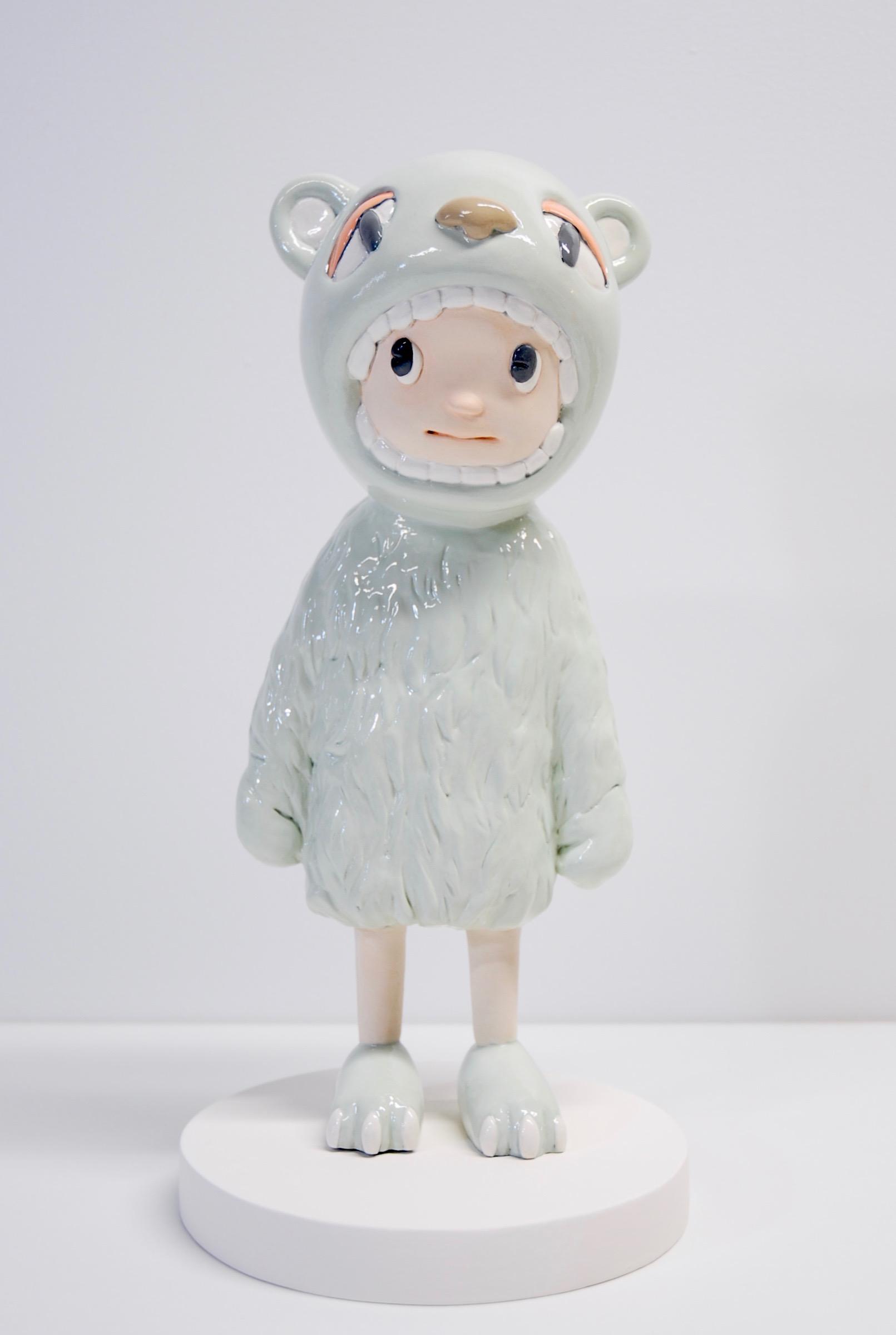 Mascot costume(bear)