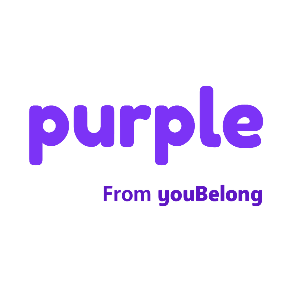 Purple Bank Logo