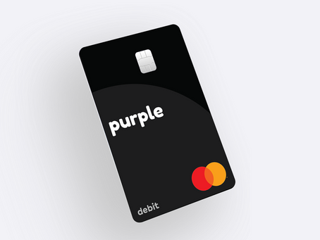 How do you open a Purple bank account?