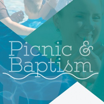 Family Picnic and Baptism