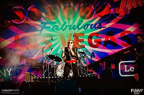 groupe Rock femme