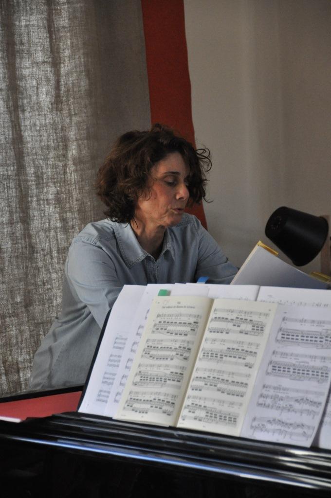 Geneviève, chant classique