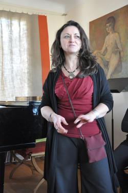 Marie-Line Lanaspeze, restauratrice