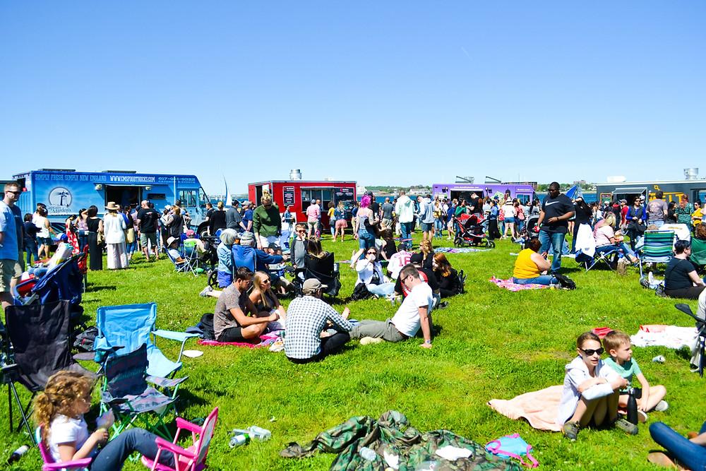 Newport Food Truck & Craft Beer Festival