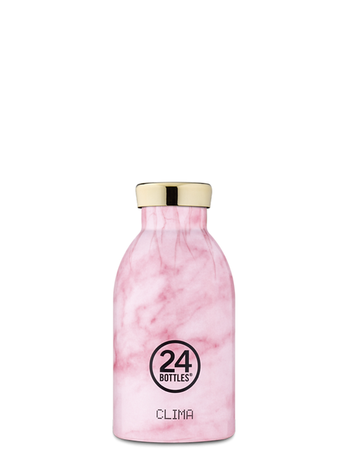 CLIMA BOTTLE  PINK MARBLE 330ML
