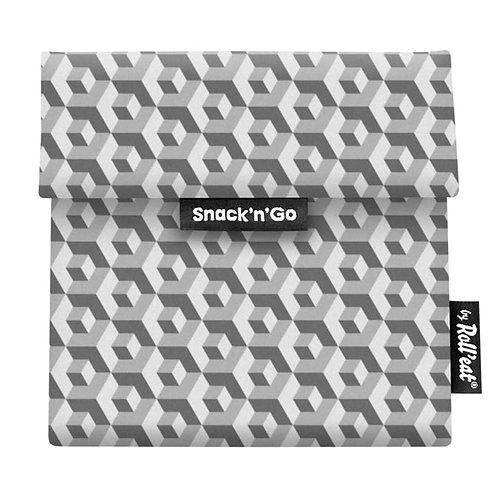 Snack'n'Go Tiles Black