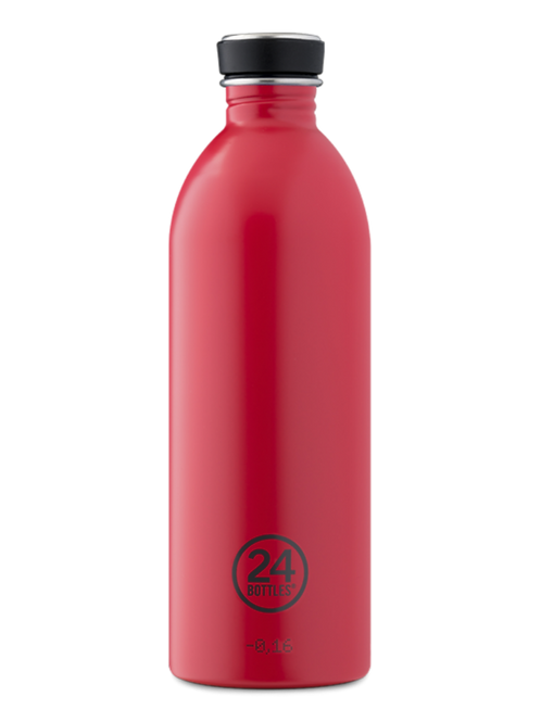 URBAN BOTTLE  HOT RED 1000ML