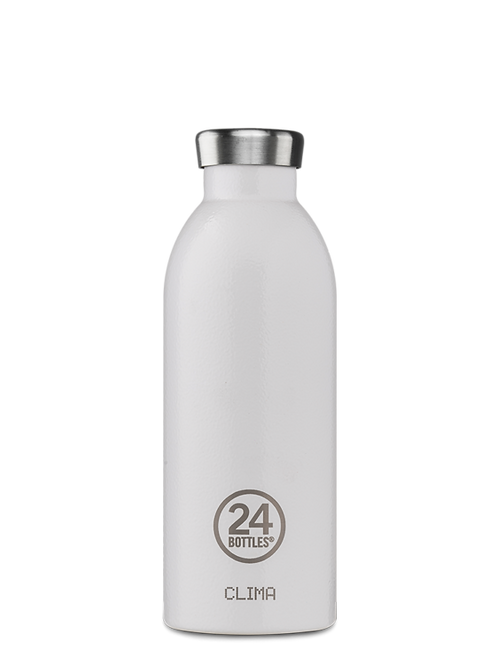 CLIMA BOTTLE ARCTIC WHITE 500ML
