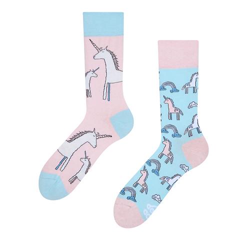 Good Mood Socks - Unicorn