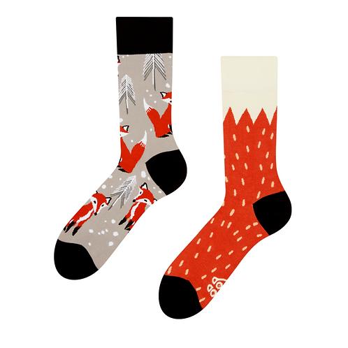 Good Mood Socks - Fox