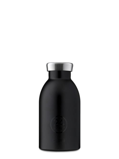 CLIMA BOTTLE TUXEDO BLACK 330ML