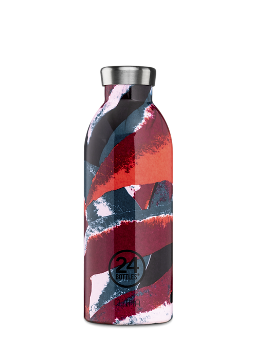 CLIMA BOTTLE  FLOWER FLAME 500ML