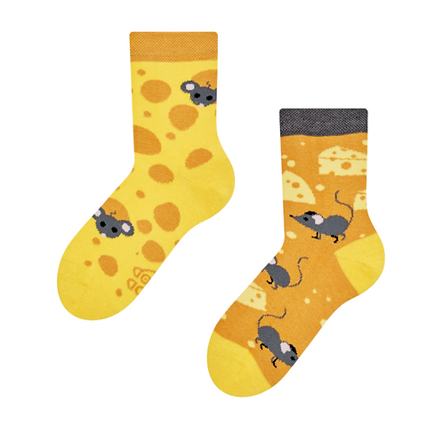Mood Socks Kids - Cheese