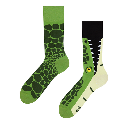GOOD MOOD SOCKS CROCODILE