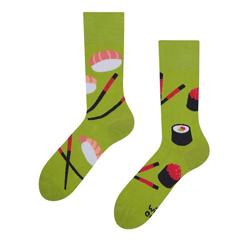 Good Mood Socks - Good Night Lama