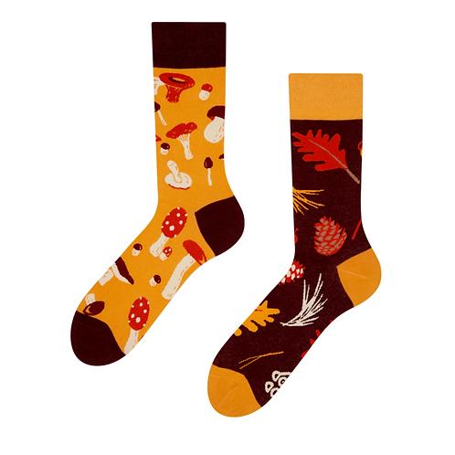 Good Mood Socks - Mushrooms