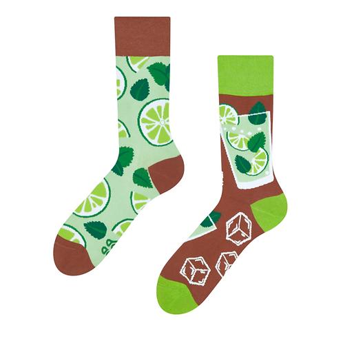 Good Mood Socks - Mojito