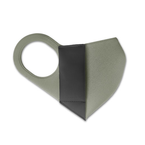 Active Mask Adult Military Green M (Women)