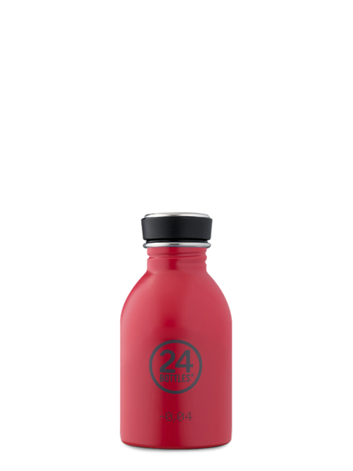 URBAN BOTTLE  HOT RED 250ML