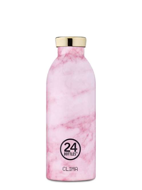 CLIMA BOTTLE  PINK MARBLE 500ML