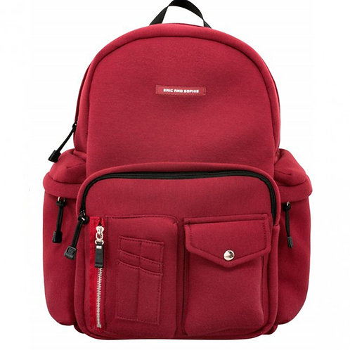 ERIC & SIOHIE BUBBLE BAG RED