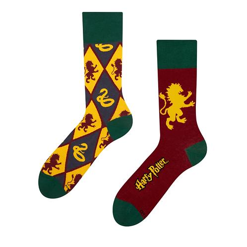 Harry Potter Socks ™  - Gryffindor vs Slytherin