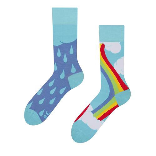 Good Mood Socks - Rainbow