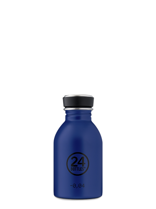 URBAN BOTTLE GOLD BLUE 250ML