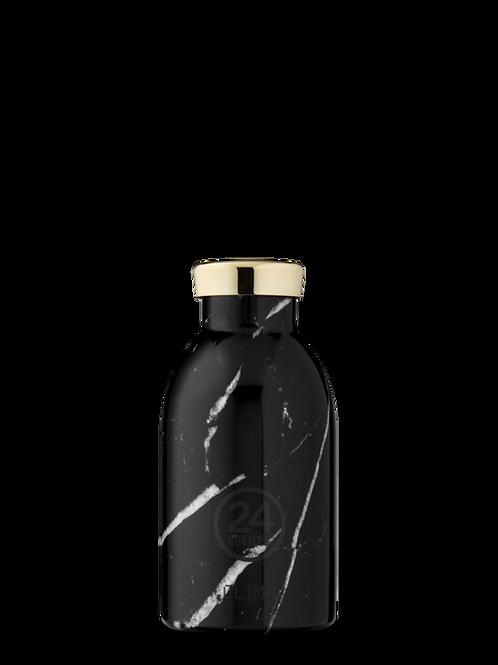 CLIMA BOTTLE BLACK MARBLE 330ML