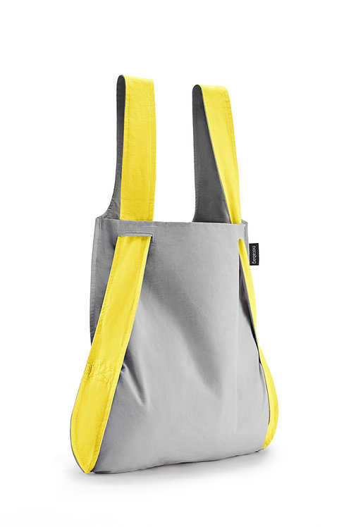 ORIGINAL NOTABAG YELLOW/GREY