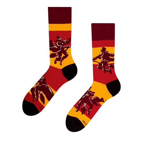 Harry Potter Socks ™ - Quidditch