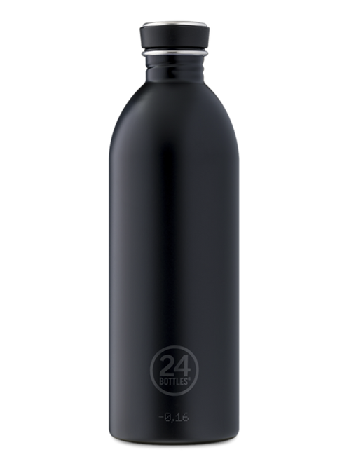 URBAN BOTTLE TUXEDO BLACK 1000ML