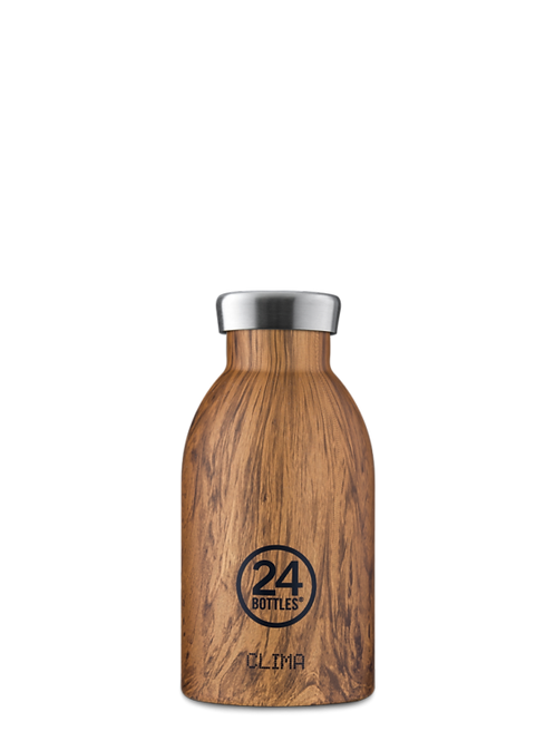 CLIMA BOTTLE SEQUOIA WOOD 330ML