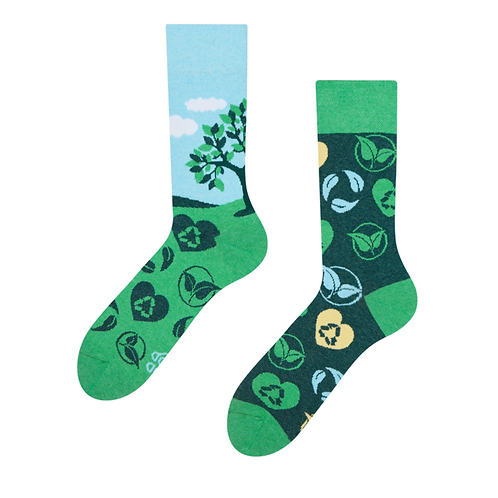 Mood Socks - Recycle