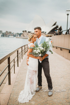 Wedding Sydney Opera House