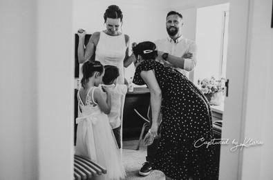 Lifestyle wedding