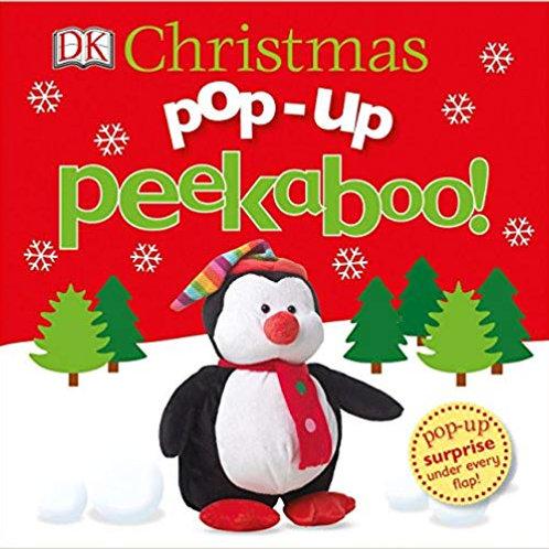 Christmas Pop-up Peekaboo!