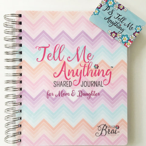 Tell Me Anything Shared Journal - Mom & Daughter