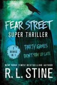 Fear Street Super Thriller - 2 Books in 1!