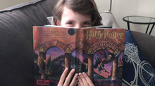 My Book Buddy Talks Harry Potter with Junior Blogger Madie