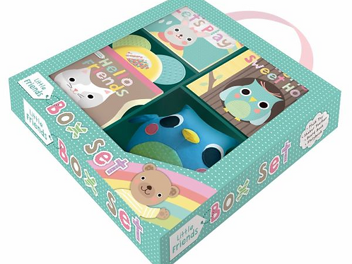 Little Friends Gift Set - 3 Books Included!