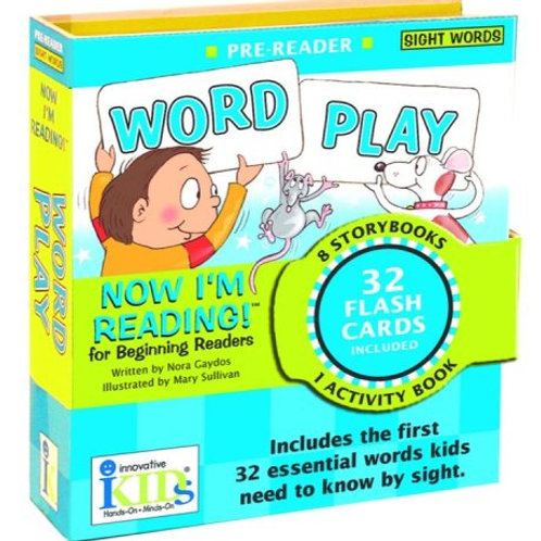 Word Play: Sight Words (Pre-Reader) - 8 Storybooks Included!