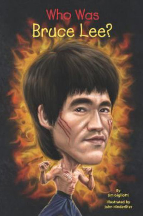 Who Was Bruce Lee? (Who Was...?)