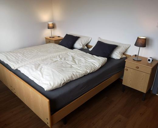 Zimmer mit Doppelbett EG