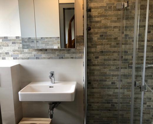 Ferienhaus Küstille mit ebenerdiger Dusche