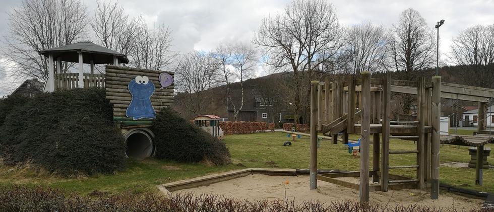 Spielplatz Zum Hufeisen, Küstelberg